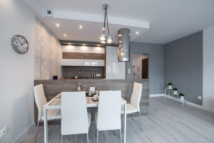 3-pokojowe mieszkanie - więcej przestrzeni