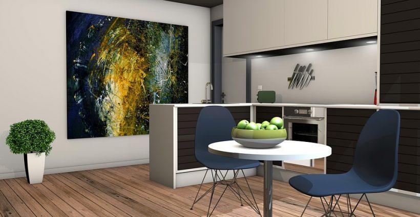 mieszkanie - aranżacja wnętrza