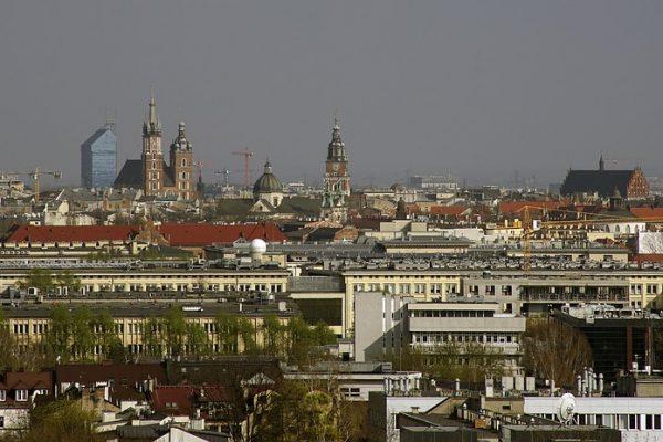 Kraków - 2 największe miasto Polski