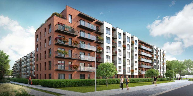 Lokum Salsa - nowe mieszkania w Krakowie