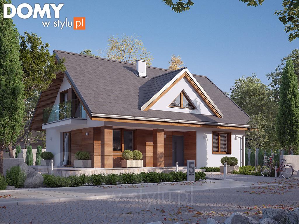 Jakie zalety i wady ma mały dom parterowy?